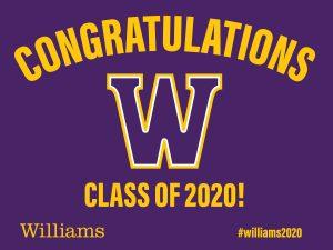 "Congratulations ""W"" Class of 2020!"