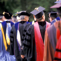 faculty robes