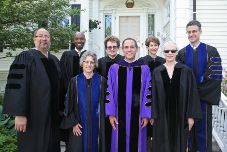 2013 Honorary Degree Recipients
